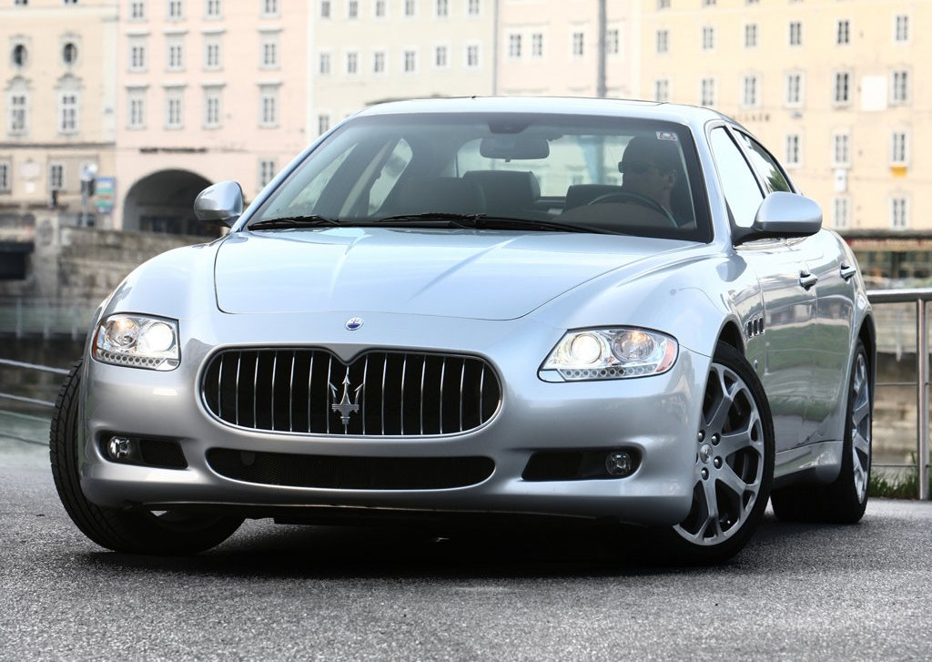 2009 Maserati Quattroporte (Photo 1 of 6)