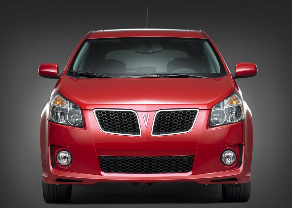 2009 Pontiac Vibe Front (View 1 of 8)