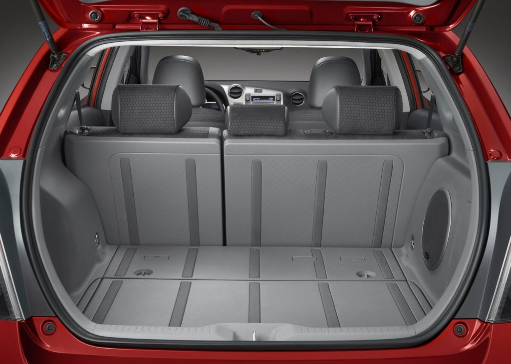 2009 Pontiac Vibe Trunk (View 7 of 8)