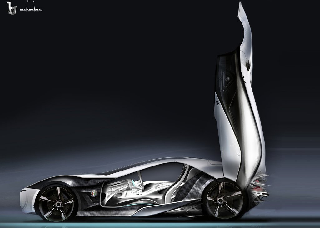 2010 Alfa Romeo Pandion Design (Photo 1 of 11)