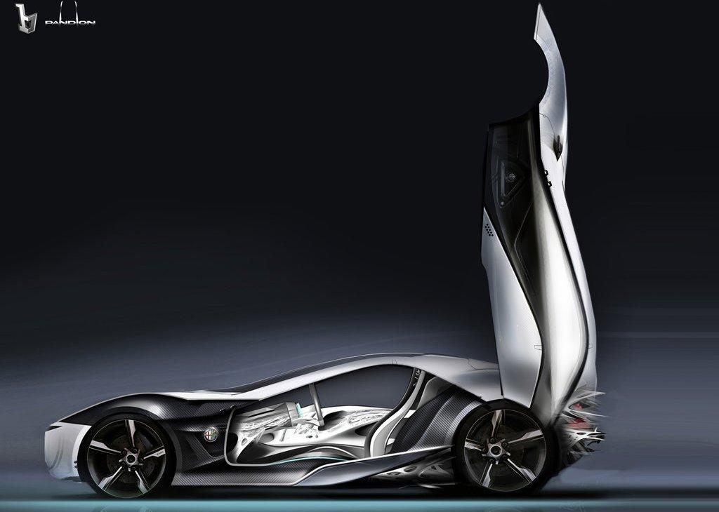 2010 Alfa Romeo Pandion Design (View 1 of 11)