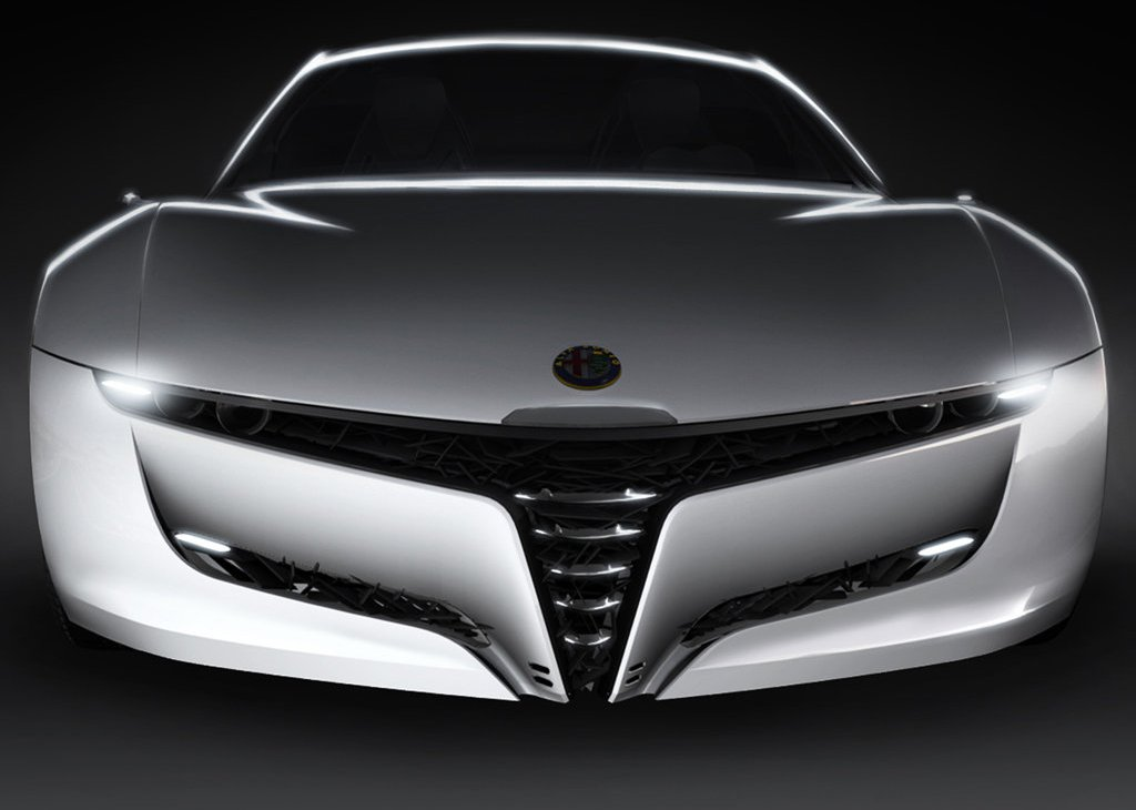 2010 Alfa Romeo Pandion Front (Photo 3 of 11)