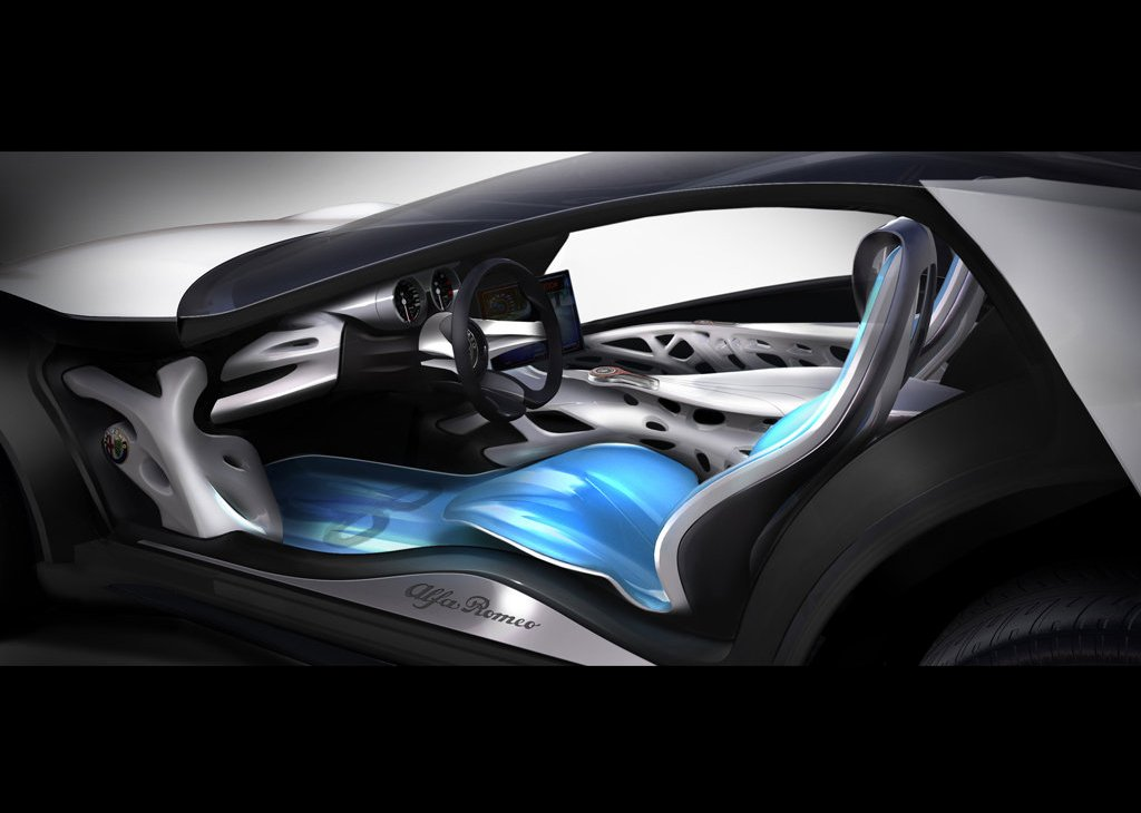 2010 Alfa Romeo Pandion Interior (Photo 4 of 11)