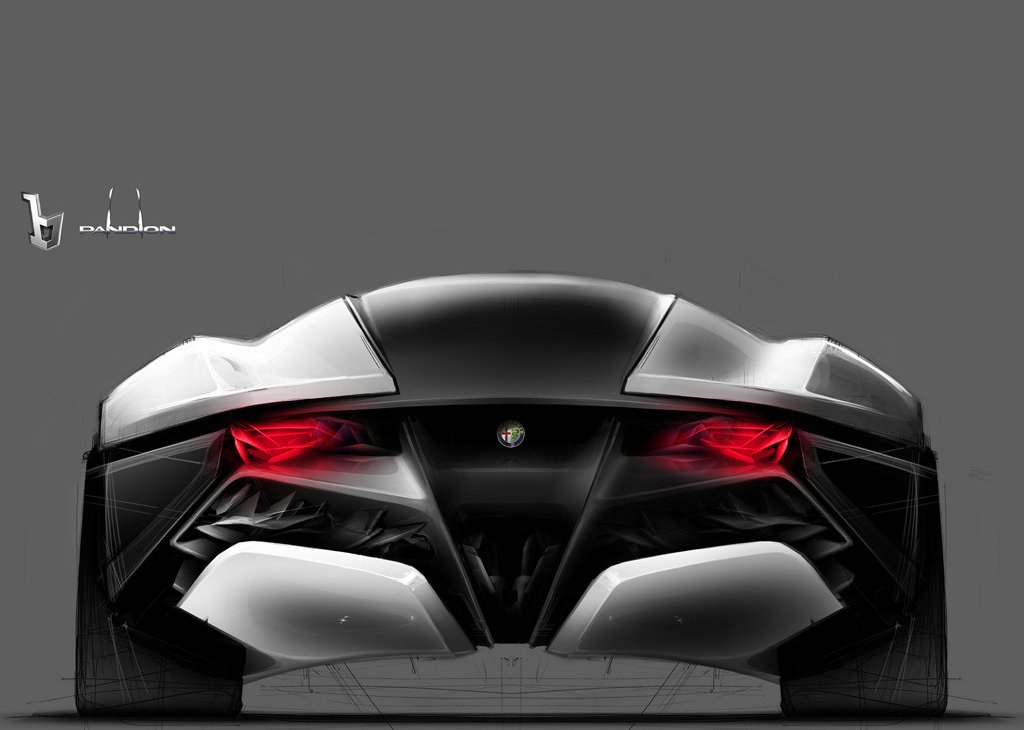 2010 Alfa Romeo Pandion Rear  (Photo 8 of 11)