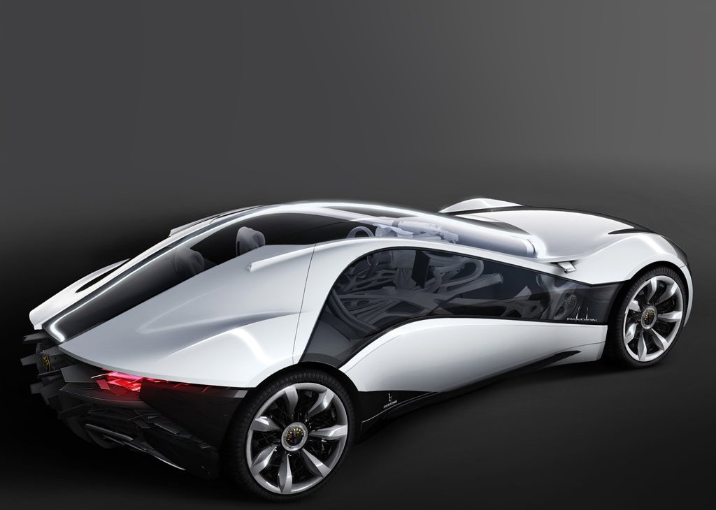 2010 Alfa Romeo Pandion Rear Side (Photo 5 of 11)