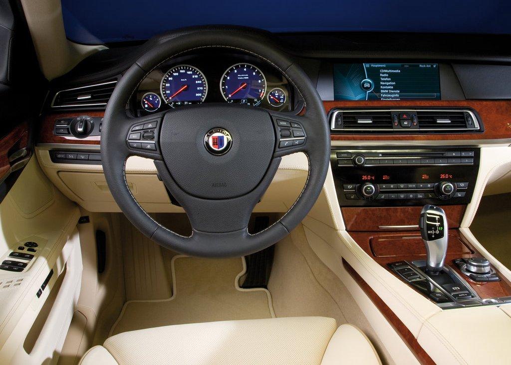 2010 Alpina BMW B7 Bi Turbo Interior (View 8 of 14)