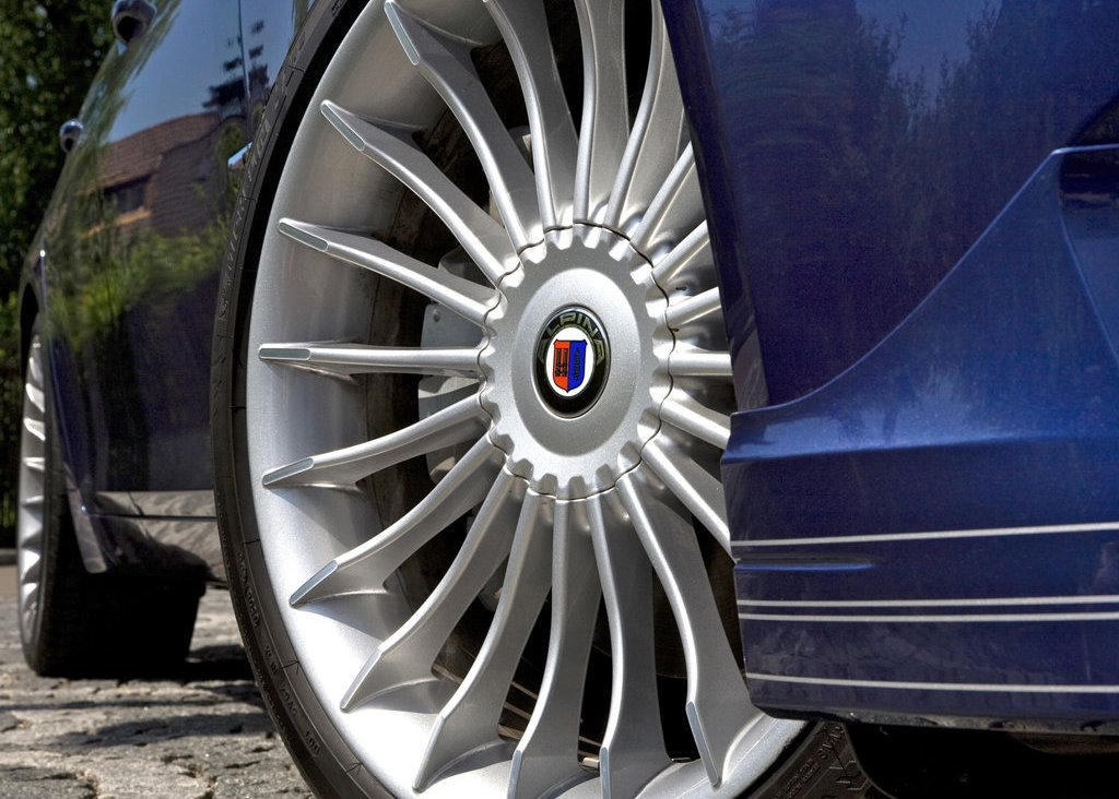 2010 Alpina BMW B7 Bi Turbo Wheel (Photo 14 of 14)