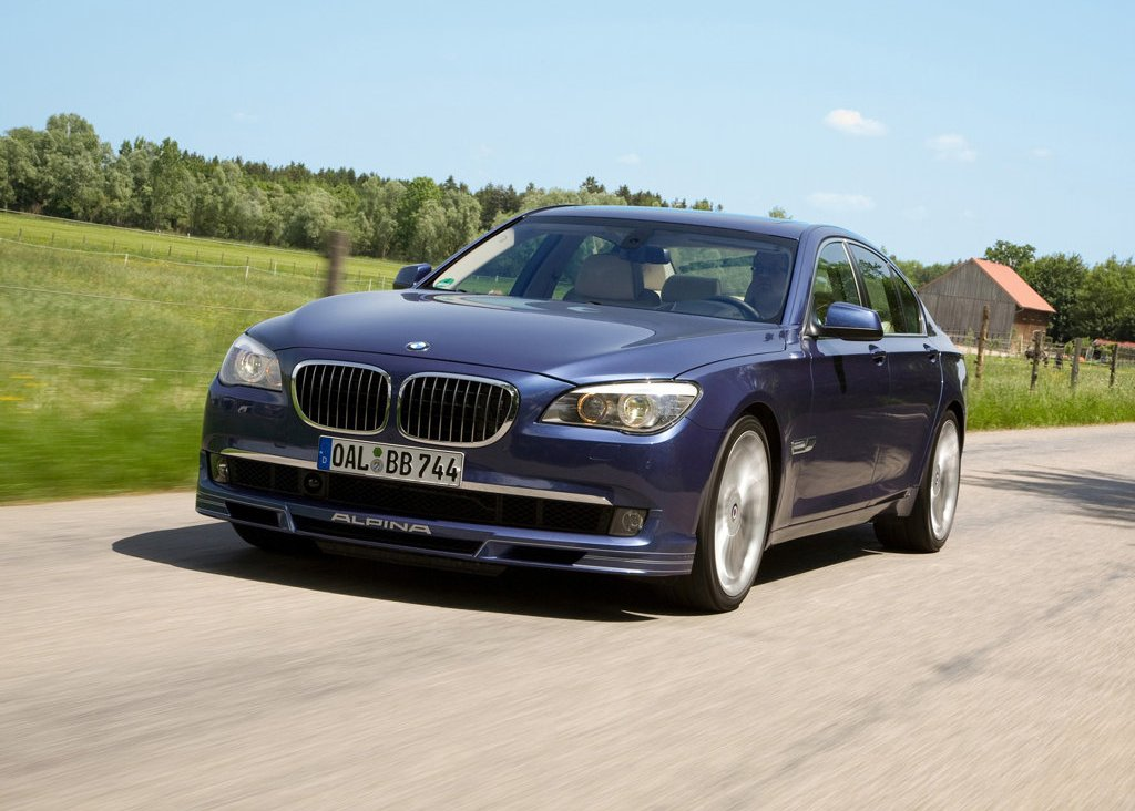 Featured Image of 2010 Alpina BMW B7 Bi Turbo Review