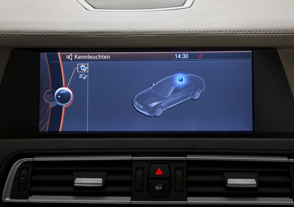 2010 BMW 7 Series High Security Interior  (Photo 8 of 16)