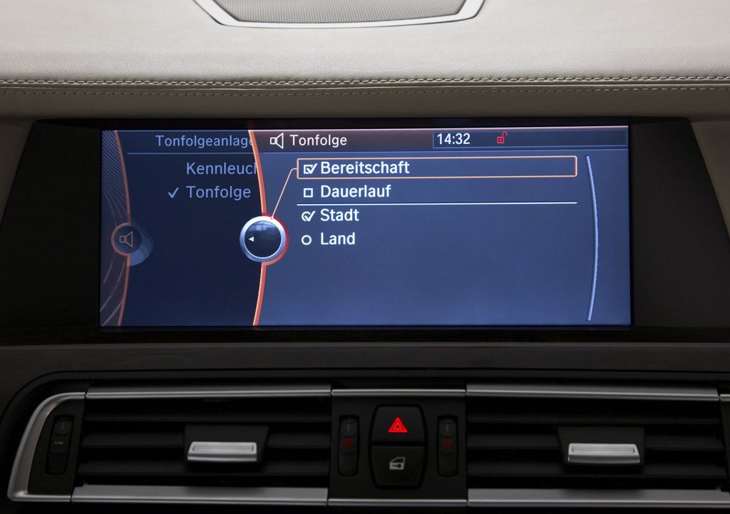 2010 BMW 7 Series High Security Interior  (Photo 10 of 16)