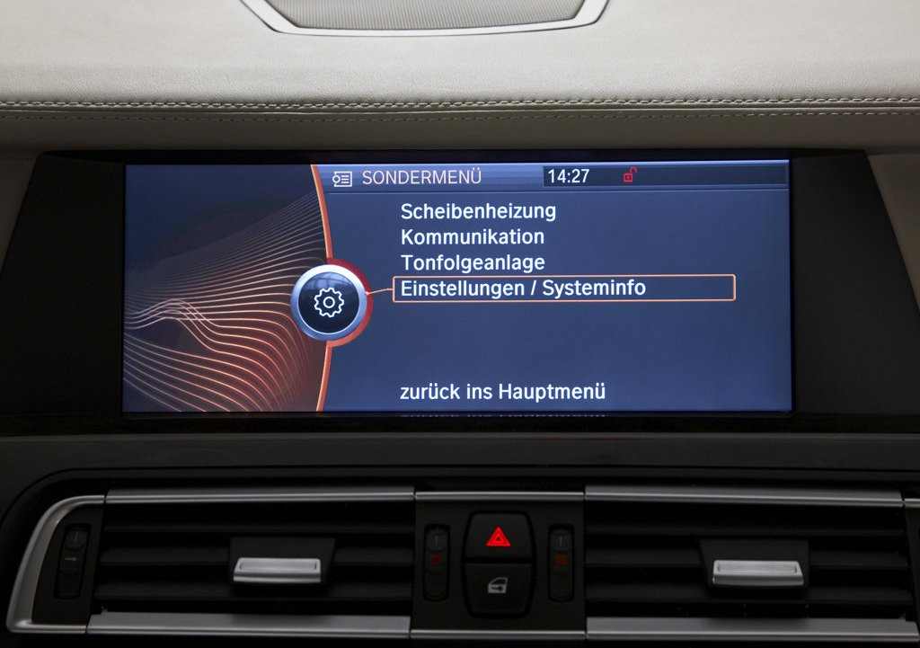 2010 BMW 7 Series High Security Interior  (Photo 11 of 16)