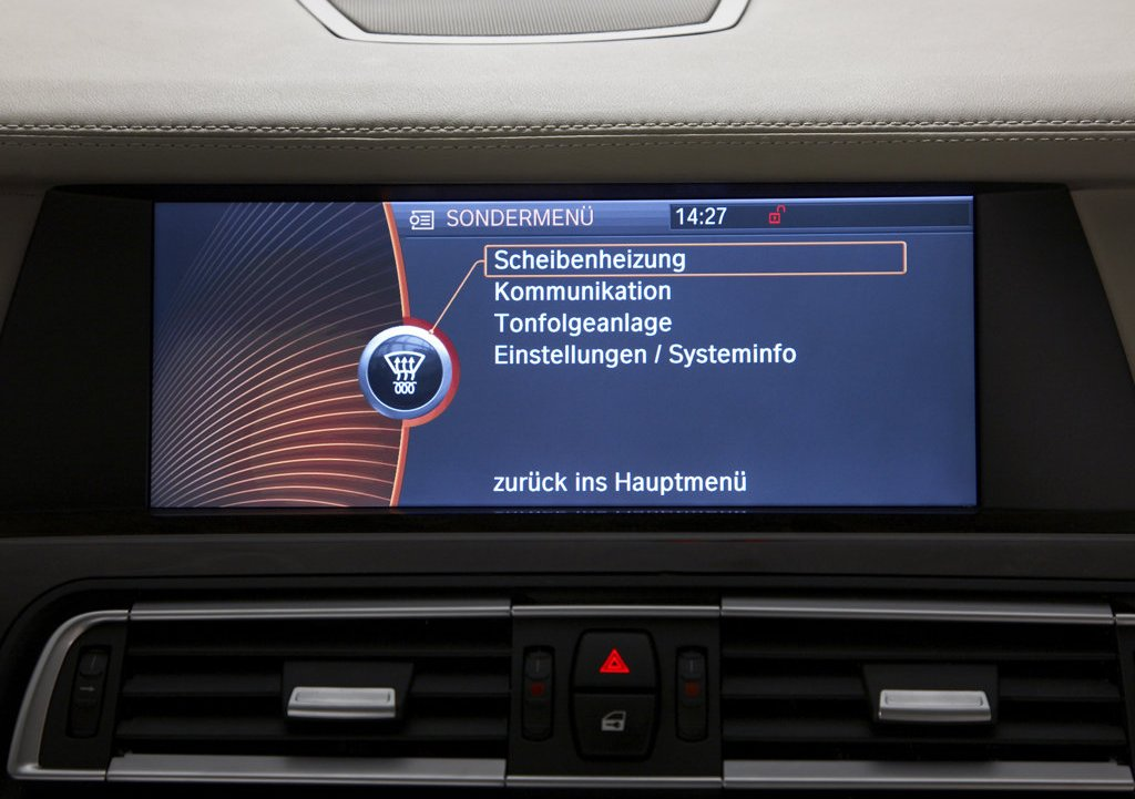 2010 BMW 7 Series High Security Interior  (Photo 12 of 16)