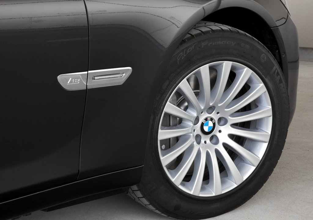 2010 BMW 7 Series High Security Wheel (Photo 16 of 16)