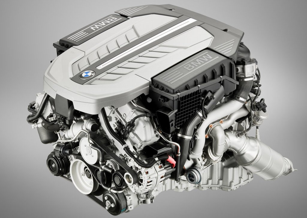 2010 BMW 760Li Engine  (Photo 9 of 25)