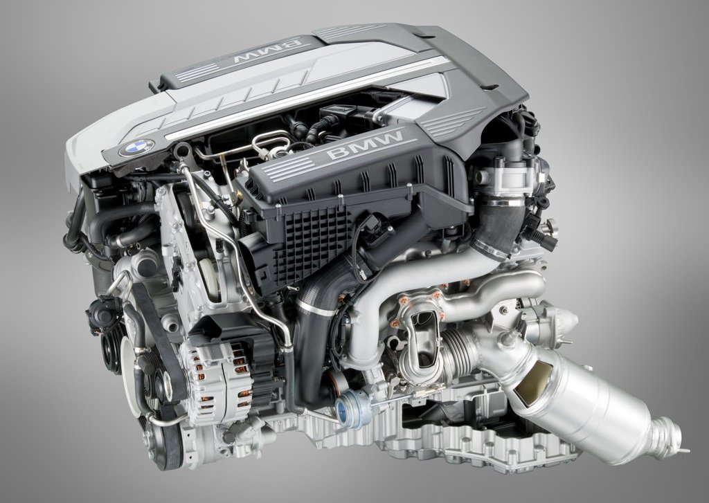 2010 BMW 760Li Engine  (Photo 11 of 25)