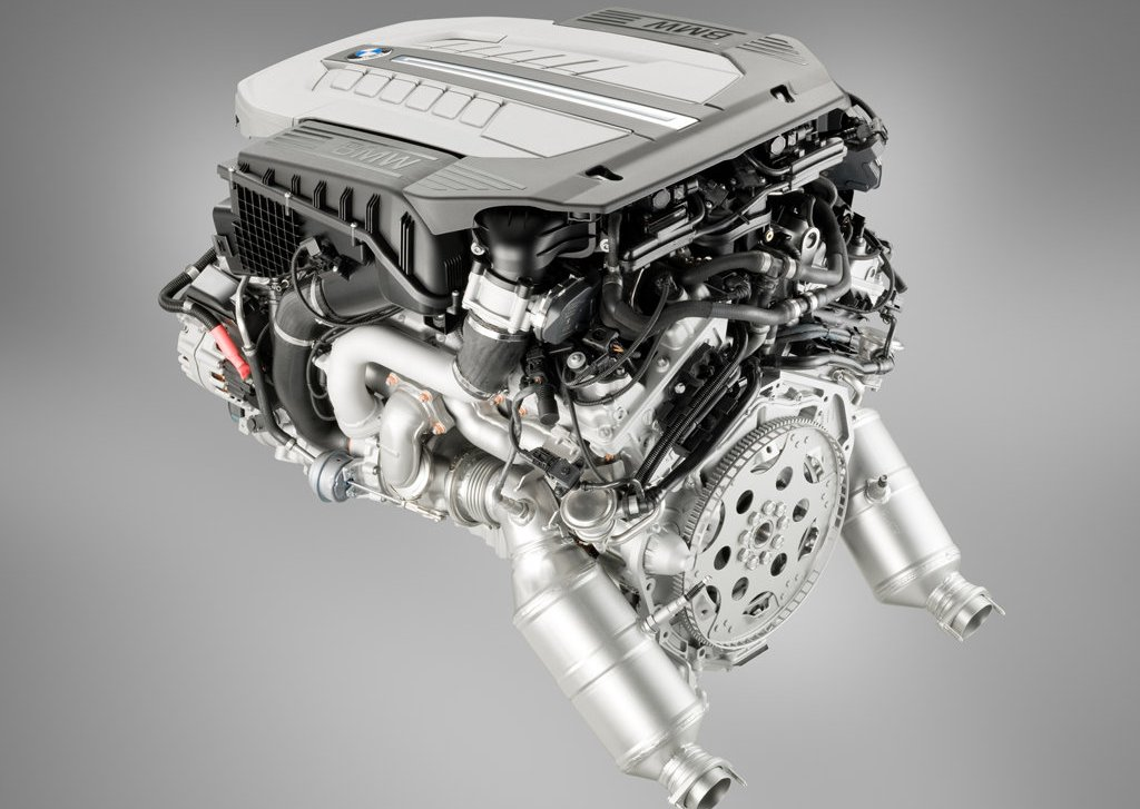 2010 BMW 760Li Engine  (Photo 12 of 25)