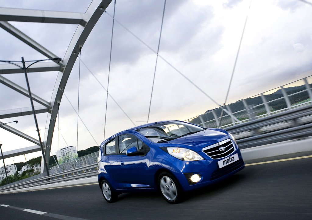 2010 Daewoo Matiz Creative  (Photo 4 of 20)