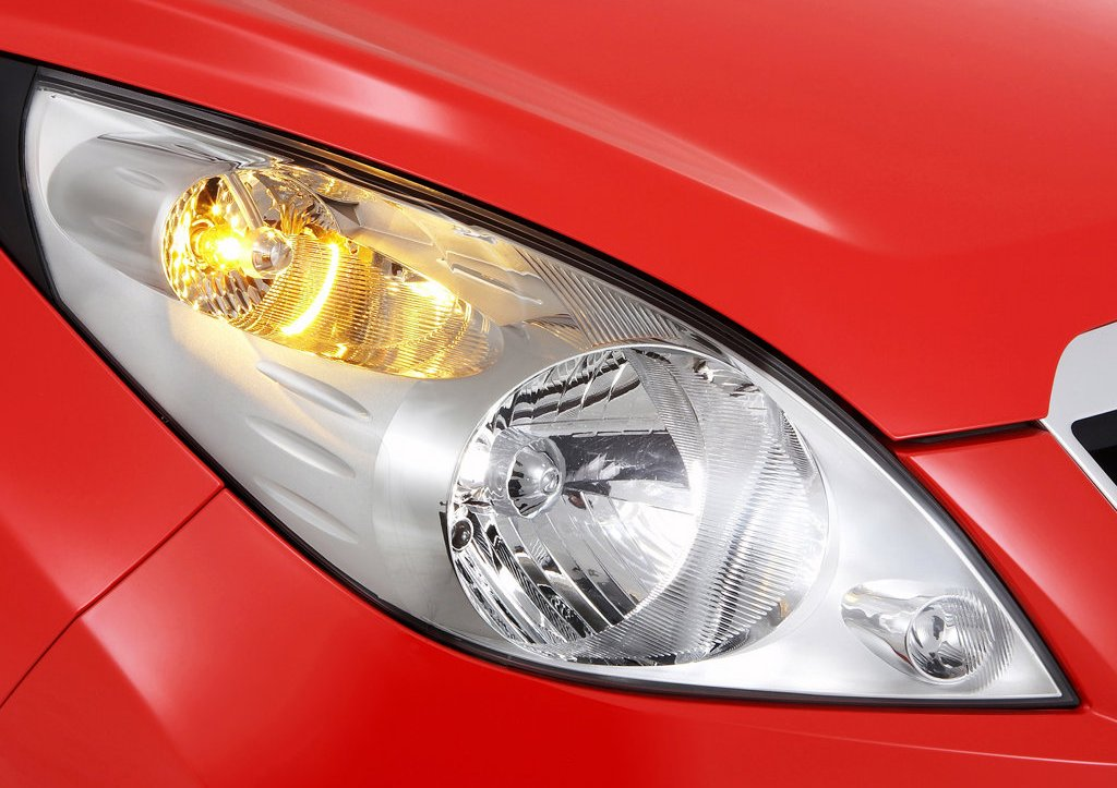 2010 Daewoo Matiz Creative Head Lamp (Photo 10 of 20)