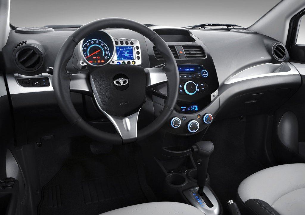2010 Daewoo Matiz Creative Interior (Photo 11 of 20)