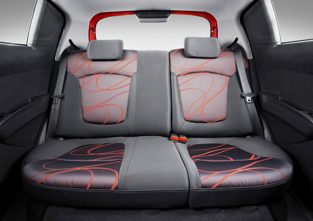 2010 Daewoo Matiz Creative Seat  (Photo 17 of 20)