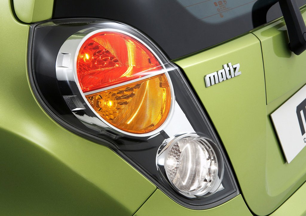 2010 Daewoo Matiz Creative Tail Lamp (Photo 19 of 20)
