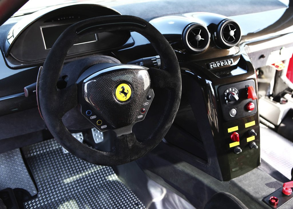 2010 Ferrari 599XX Interior (View 3 of 10)