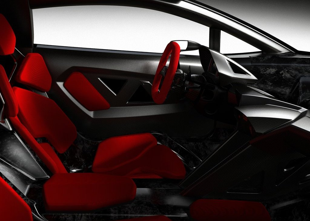 2010 Lamborghini Sesto Elemento Seat (Photo 4 of 6)