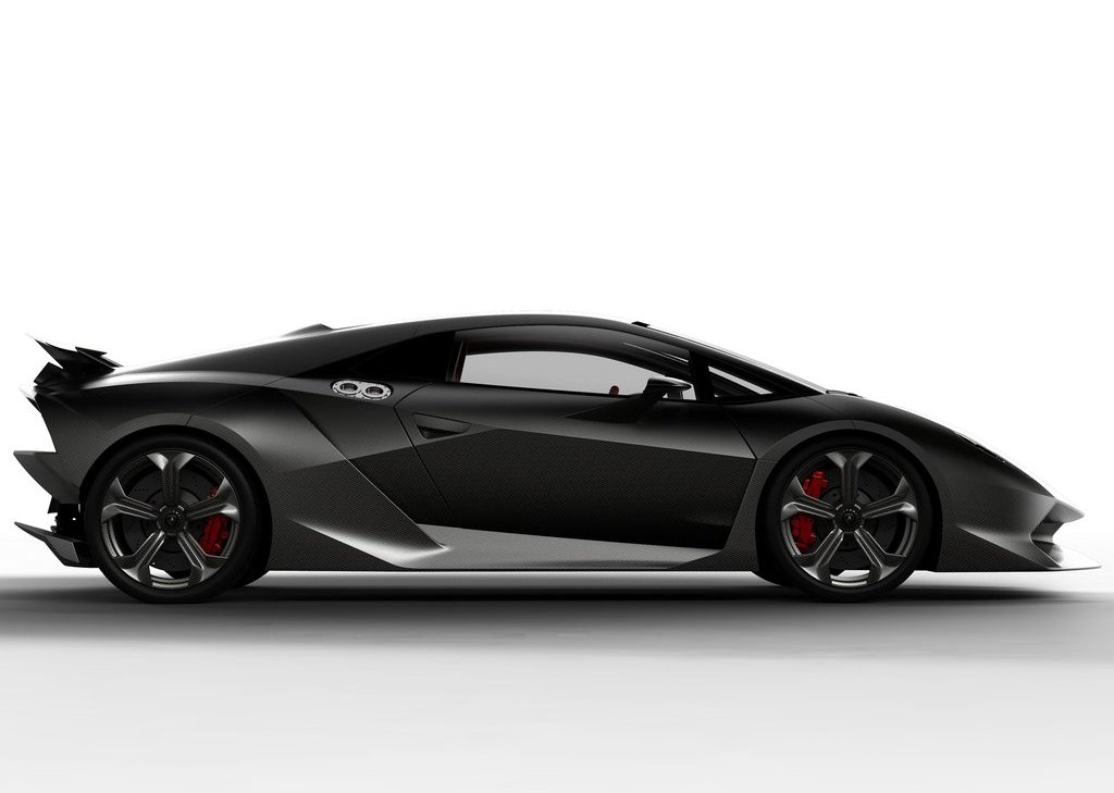 2010 Lamborghini Sesto Elemento Side (Photo 5 of 6)