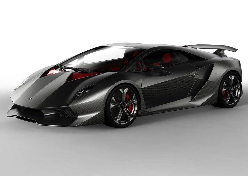 Featured Image of 2010 Lamborghini Sesto Elemento Review