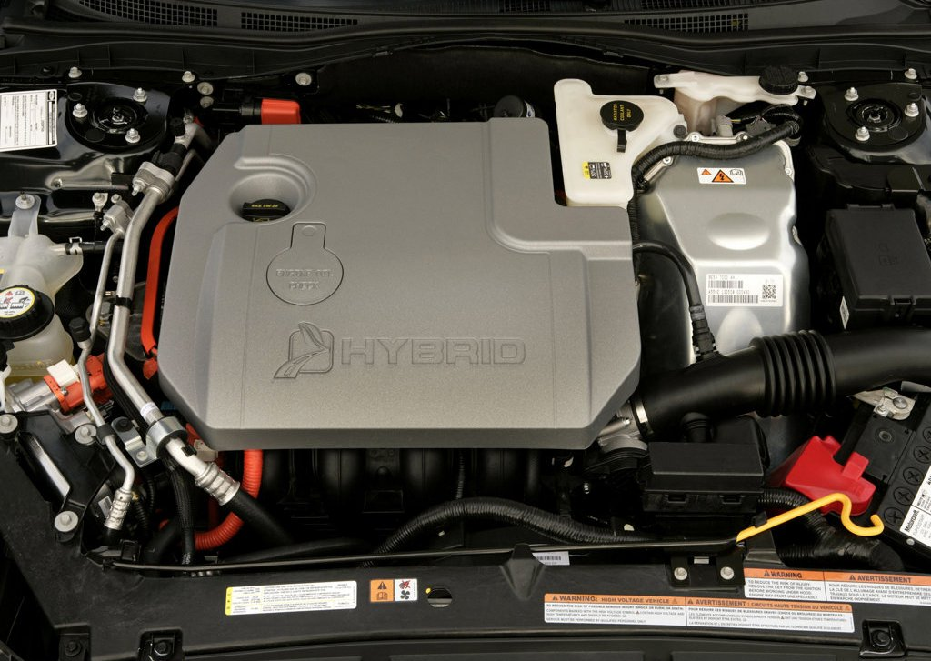 2010 Mercury Milan Hybrid Engine (Photo 3 of 9)