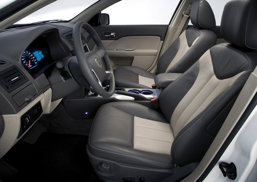 2010 Mercury Milan Hybrid Seat (Photo 8 of 9)