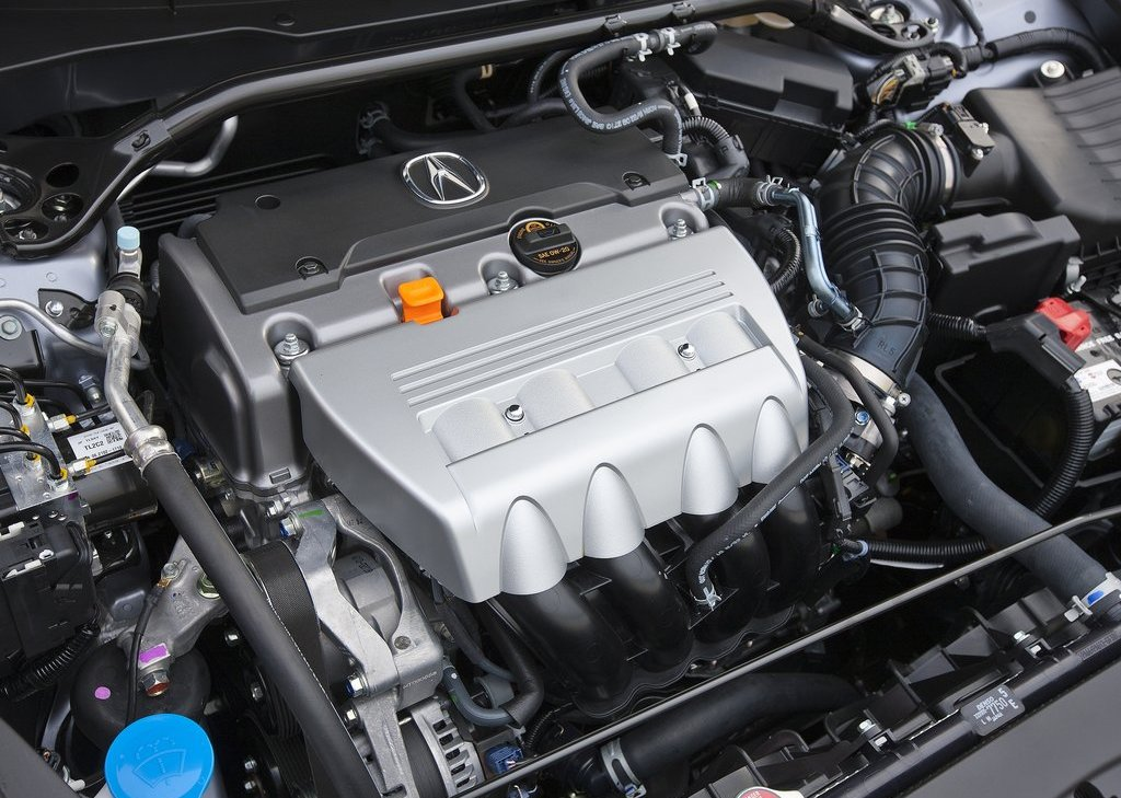 2011 Acura TSX Sedan Engine (Photo 3 of 10)