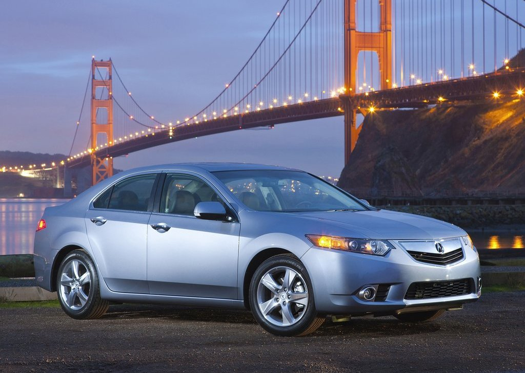 Featured Image of 2011 Acura TSX Sedan Concept Review