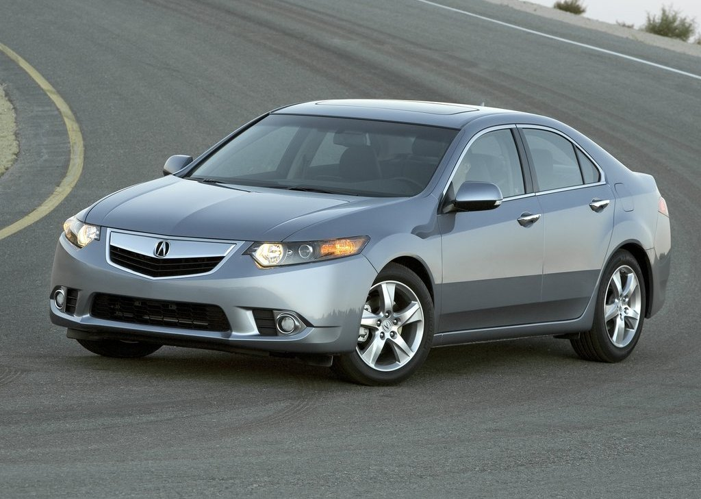 2011 Acura TSX Sedan (Photo 1 of 10)