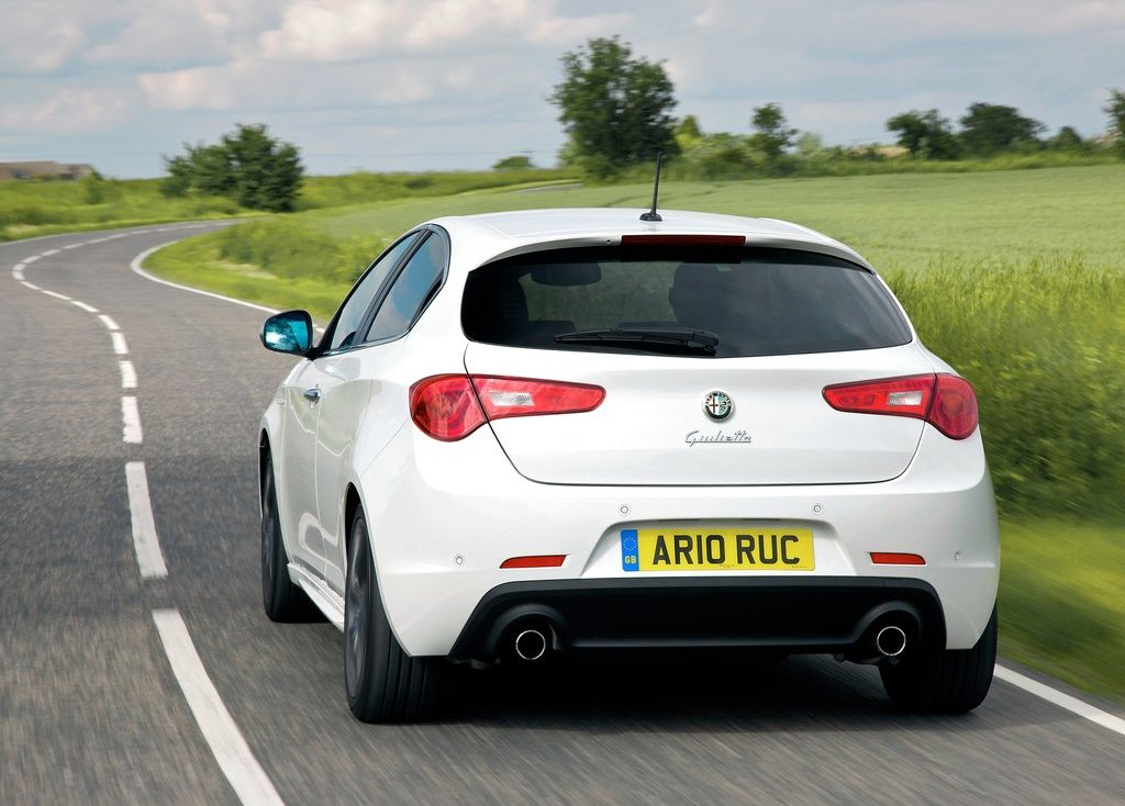2011 Alfa Romeo Giulietta Rear (View 18 of 26)