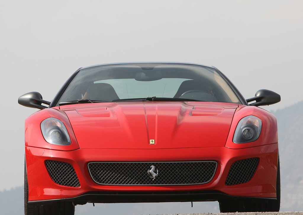 2011 Ferrari 599 GTO Front (Photo 4 of 11)