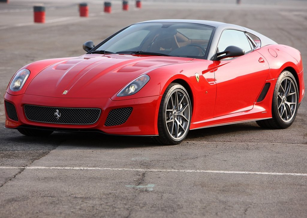 2011 Ferrari 599 GTO (Photo 1 of 11)