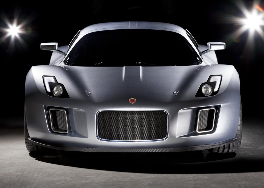 2011 Gumpert Tornante Front (Photo 2 of 7)
