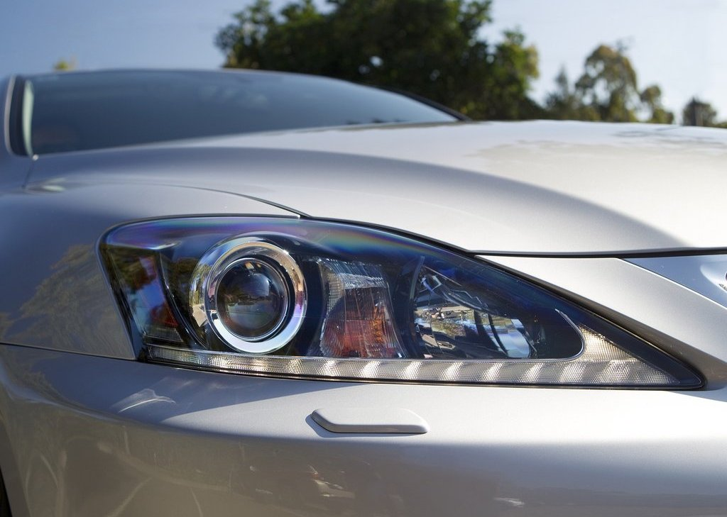 2011 Lexus IS 350 Head Lamp (View 5 of 11)