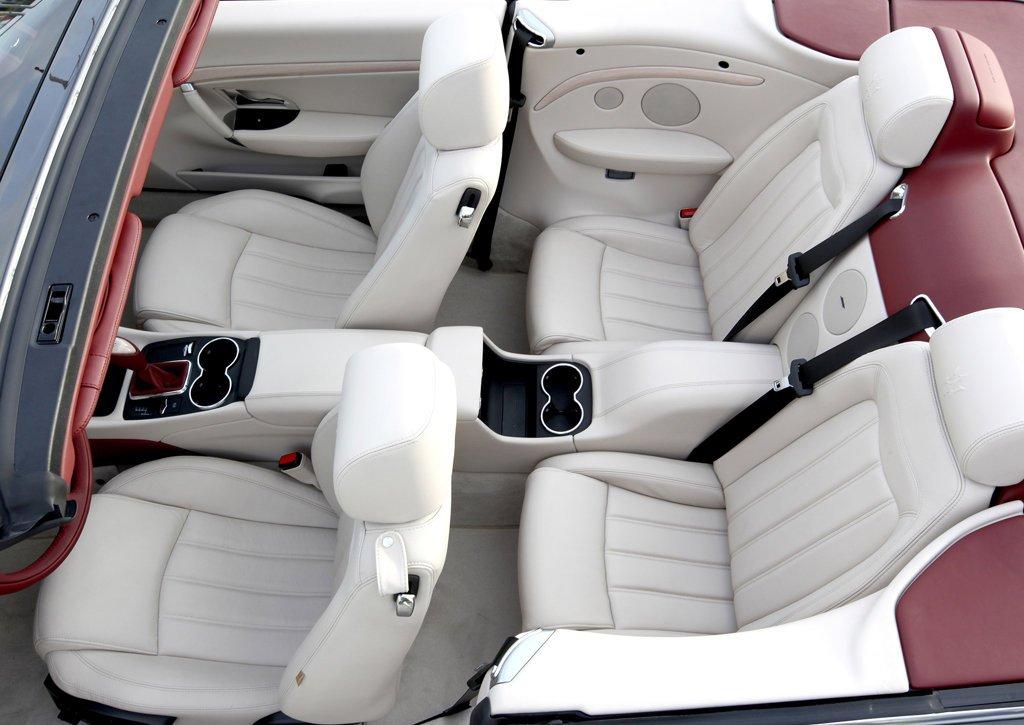 2011 Maserati GranCabrio Seat (Photo 7 of 9)