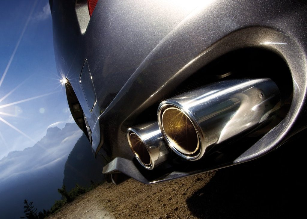 2012 Alpina BMW B6 Bi Turbo Convertible Exhaust (View 3 of 11)