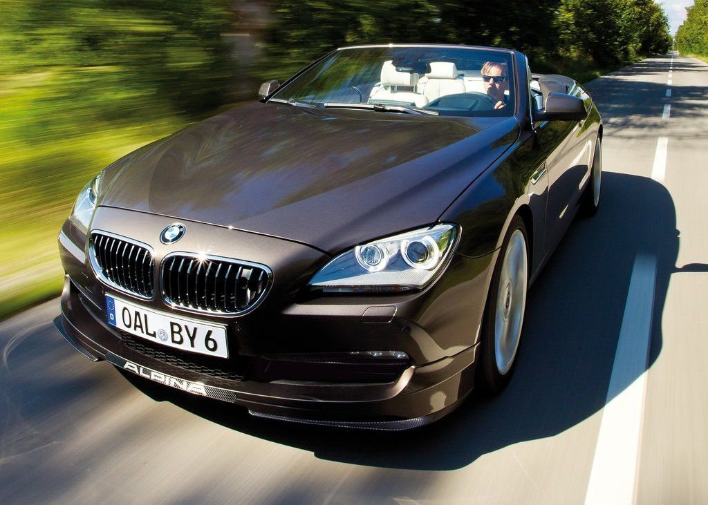 2012 Alpina BMW B6 Bi Turbo Convertible Front (Photo 5 of 11)
