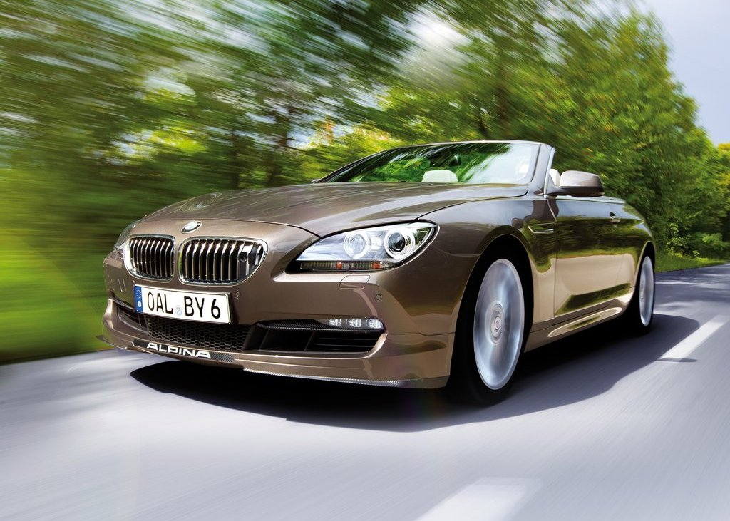 2012 Alpina BMW B6 Bi Turbo Convertible (Photo 1 of 11)