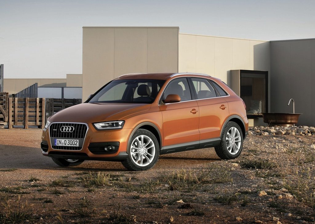 Featured Image of 2012 Audi Q3 Review
