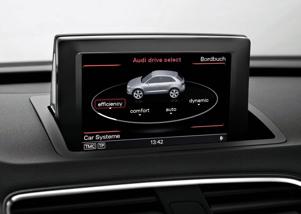 2012 Audi Q3 Screen (View 6 of 12)