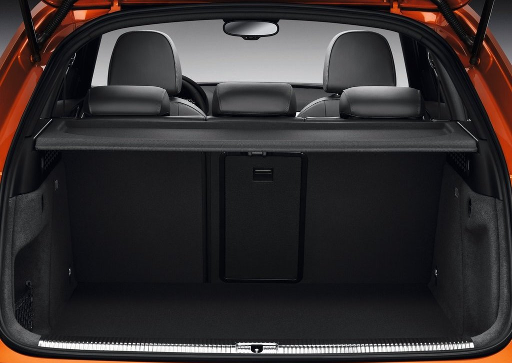 2012 Audi Q3 Trunk (View 11 of 12)