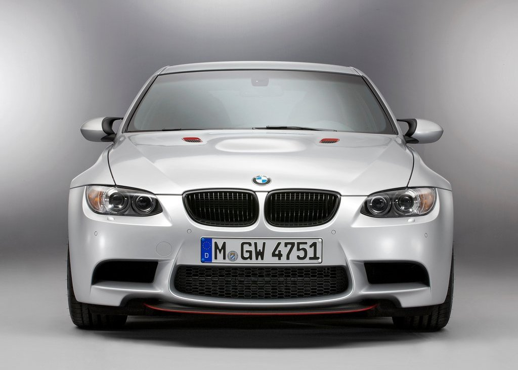 2012 BMW M3 CRT Front (Photo 6 of 12)