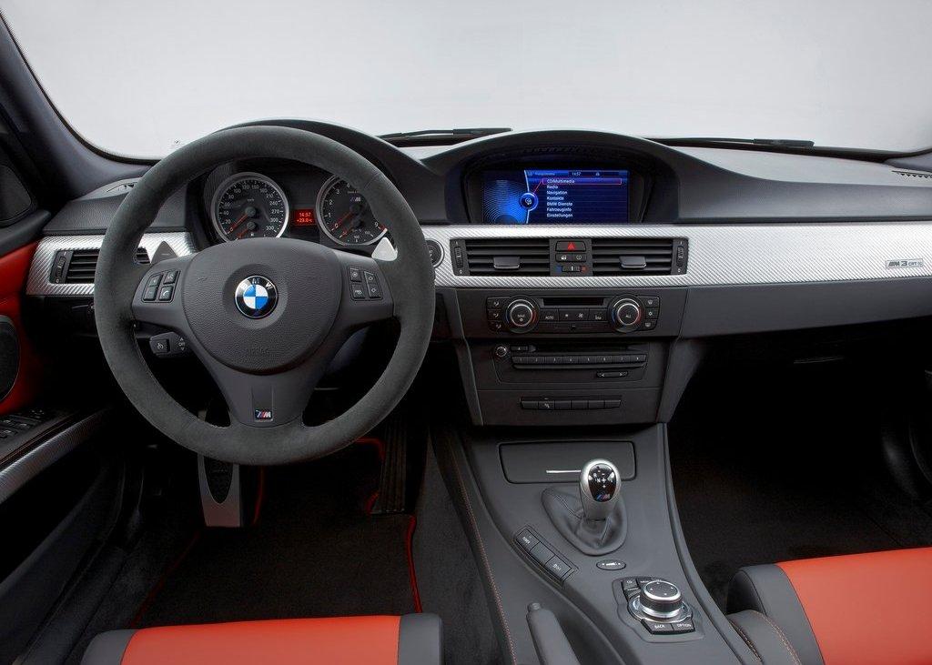 2012 BMW M3 CRT Interior (Photo 7 of 12)