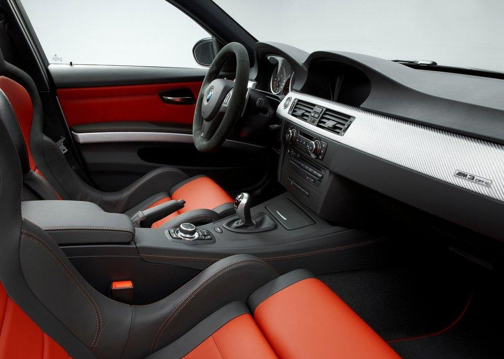 2012 BMW M3 CRT Seat (Photo 11 of 12)