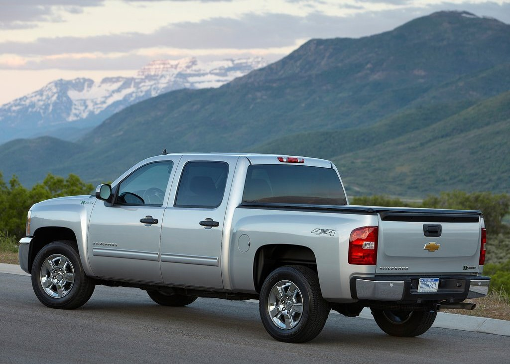 2012 Chevrolet Silverado (View 3 of 8)